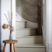 小户型客厅楼梯装饰