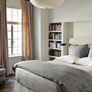 房屋素雅卧室装饰
