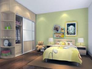 精致小户型儿童房装修设计效果图