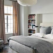 2层洋房森系卧室设计