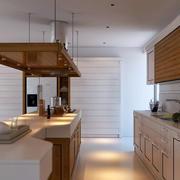 淡雅型厨房设计图片