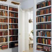 2层洋房森唯美书房设计