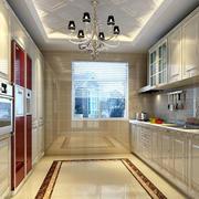 优雅厨房整体橱柜