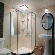 2层小洋房浴室设计