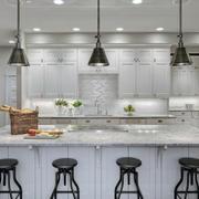厨房设计吊顶图