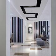 现代走廊设计模板