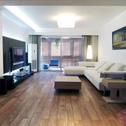 2层房简约欧式客厅设计