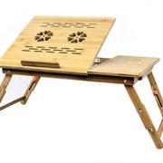 木制简约风格收缩电脑桌