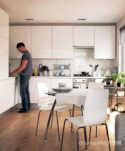2015小户型宜家风格厨房装修效果图