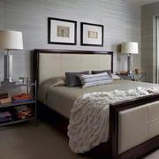 2层洋房卧室内部家装设计