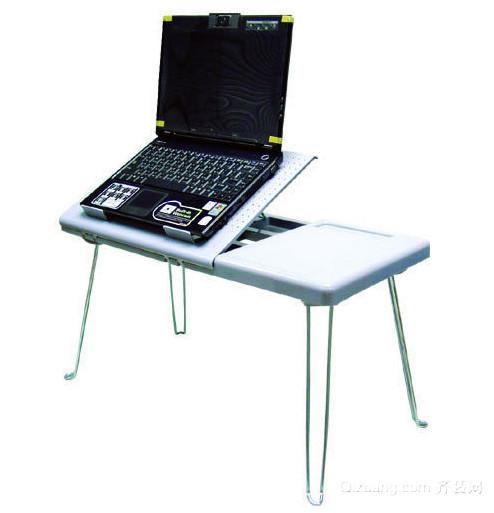 现代化简约风格书房折叠电脑桌装修效果图