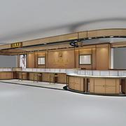 珠宝店整体设计图