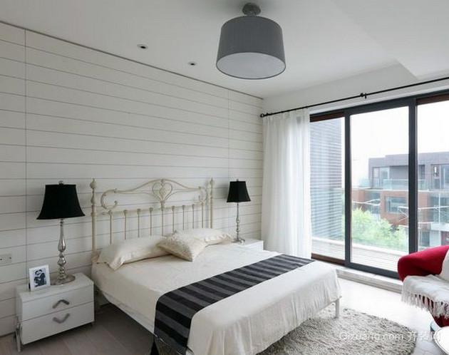 现代简约风格卧室装修效果图设计