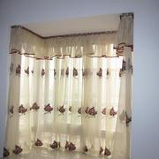 温馨型飘窗窗帘图片