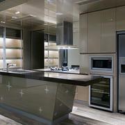 色调唯美的厨房设计