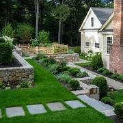 美式小型庭院装饰设计