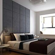 简约风格卧室小型窗户装饰