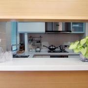 2层洋房森简约厨房设计