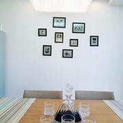 2层洋房欧式照片墙设计