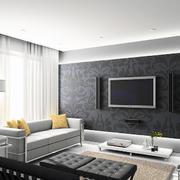 舒适的客厅沙发设计