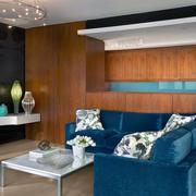 2层小洋房欧式客厅设计