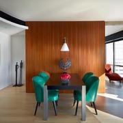 2层洋房森简约餐厅设计