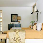 卧室装饰画装修图片