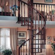现代楼梯整体图