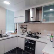 2层小洋房厨房设计