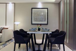 现代简约静雅闲适型客厅装修效果图