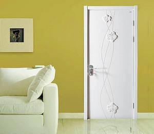 现代简约风格卧室专用门装修效果图