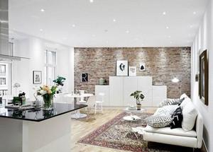 简约清洁:欧式2层经济型小别墅装修