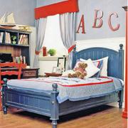 美式乡村田园卧室设计