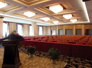 酒店会议室装修图片