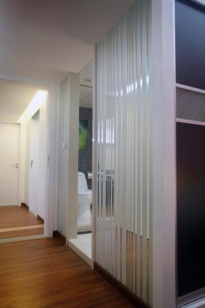 欧式别墅白色门窗效果图