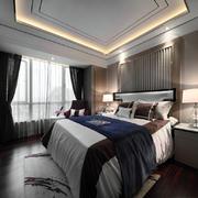 别墅欧式大户型卧室