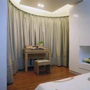 欧式优雅型活力暖色调2层别墅