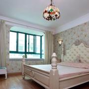 简洁现代卧室壁纸