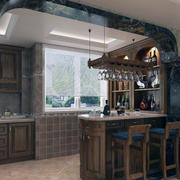 精致的厨房设计图