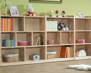 简约风格备受90后青睐的儿童书柜装修效果图