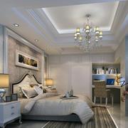 卧室整体灯光设计