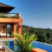 别墅外景设计图片