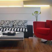 小公寓简约欧式沙发设计