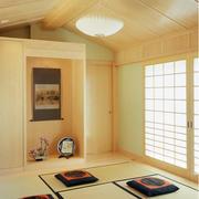 暖色调卧室图