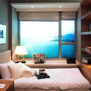 小型卧室家居效果图