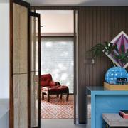 农村小别墅日式卧室图