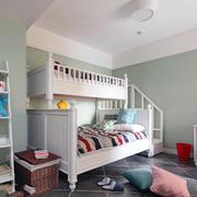 儿童房床铺设计图
