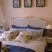 地中海风格卧室简约电视设计