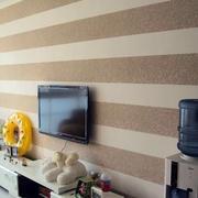 环保型硅藻泥电视墙