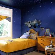 满天星似的儿童房